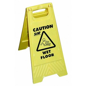 SYR Safety Floor Sign