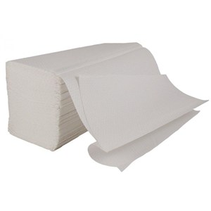 White Luxury Interfold Hand Towels (3200)