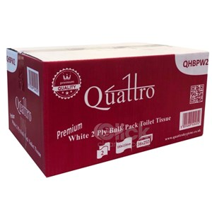 Quattro Bulk Pack Toilet Tissue 36 pack