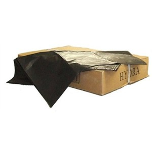 "Black Refuse Sacks 120g 29""x39"" (200 per case)"
