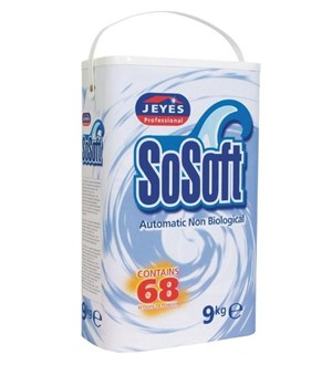 Jeyes SoSoft Non-Biological Powder 9kg (571620)