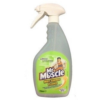 Mr muscle multi surface cleaner click cleaning uk for Mr muscle idraulico gel