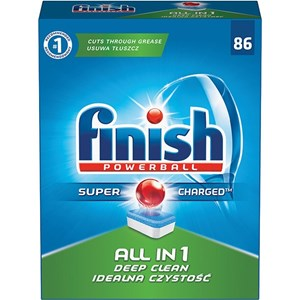 Finish All-in-one Powerball - 86 Pack