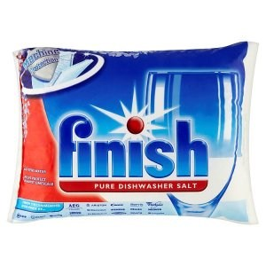 Finish Dishwashing Salt 2kg