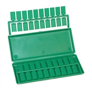Unger Plastic Green Clips (40 clips) (PCLIP)