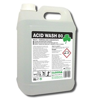 Acid Wash 80 Descaler 5litre