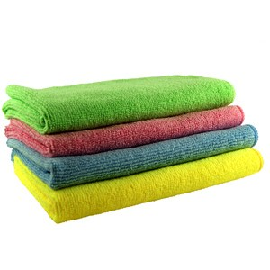 Microfibre Cloths (Pack of ten)