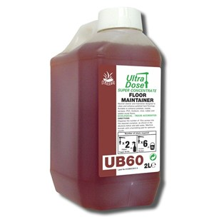 UltraDose Floor Maintainer UB60