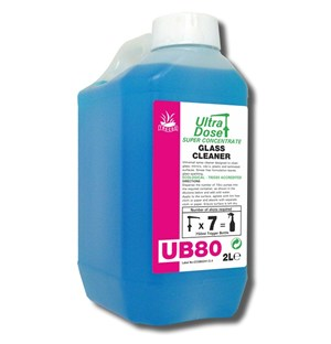 UltraDose Glass Cleaner UB80