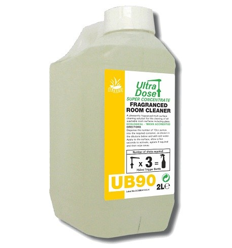 UltraDose Fragranced Room Cleaner UB90