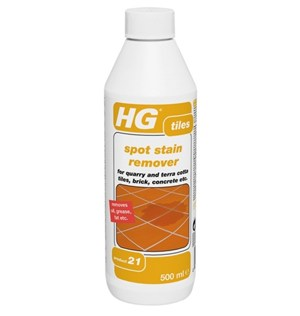 HG Spot Stain Remover 500ml (product 21)