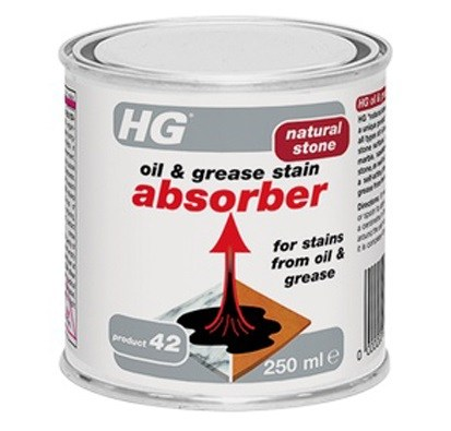 HG Oil and Grease Absorber 250ml (product 42)
