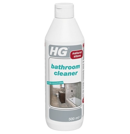 HG Natural Stone Bathroom Cleaner 500ml