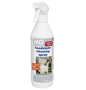 HG Headstone Cleaning Spray 500ml