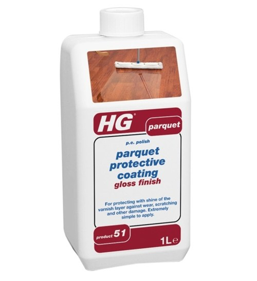 HG Parquet Protective Coating (product 51)