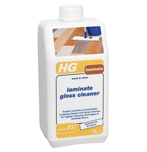 hg hagesan laminate gloss cleaner click cleaning uk. Black Bedroom Furniture Sets. Home Design Ideas