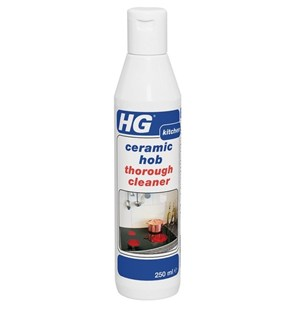 HG Ceramic Hob THOROUGH Cleaner 250ml