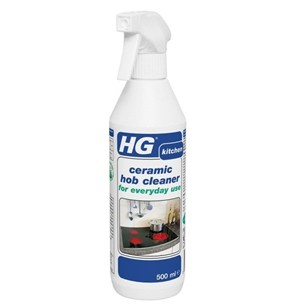 HG Ceramic Hob DAILY Cleaner 500ml