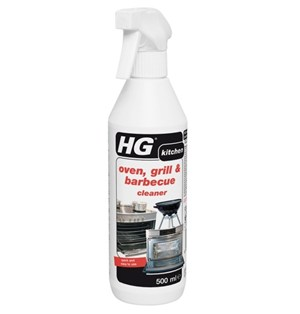 HG Oven, Grill and Barbecue Cleaner 500ml