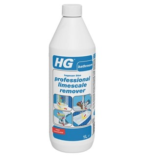 HG Professional Limescale Remover - 1 litre