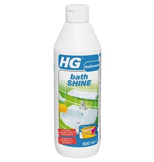 HG Bath Shine 500ml