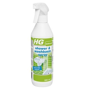HG Shower & Washbasin Spray 500ml