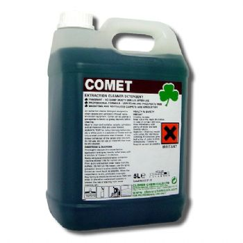 Comet Extraction Cleaner Detergent (306)