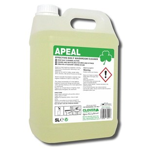 Apeal Washroom Cleaner 5litre