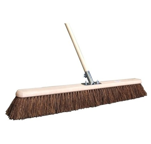 "36"" Stiff Bassine Platform Broom"