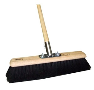 "18"" Soft Coco Platform Broom"