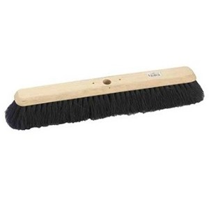 "24"" Soft Coco Platform Broom"