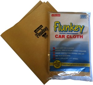 Vileda Flunkey Car Cloth