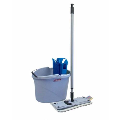 Vileda Blue Ultraspeed Mini Mopping System Click