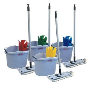 Vileda UltraSpeed MINI Mopping System