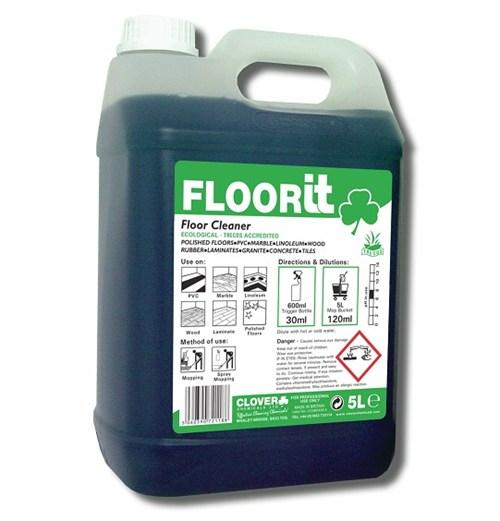 Rv Floor Cleaner : Floorit neutral floor cleaner clover chemicals click