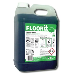 FloorIt - Neutral floor cleaner 5litre (498)