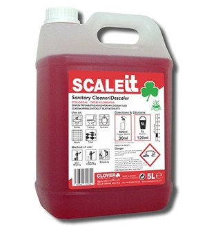 ScaleIT - Sanitary Cleaner/Descaler 5litre (598)
