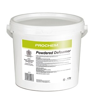 Prochem Powdered Defoamer 4kg (S762)