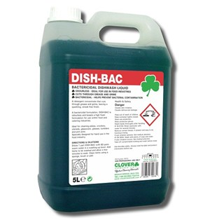 Dish Bac Washing-up Liquid 5litre (221)