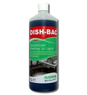 Dish Bac Washing-up Liquid 1litre (221)