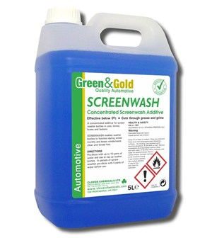 Screen Wash Concentrate 5litre (717)