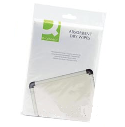 Lint-Free Absorbent Wipes