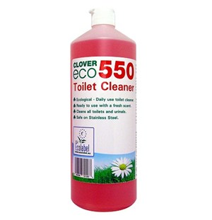 Clover Eco550 Toilet Cleaner 1litre (550)