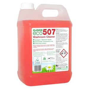 Clover Eco507 Washroom Cleaner 5litre (507)