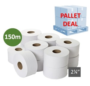"PALLET MINI Jumbo 2.25"" 12x150 (50 packs)"