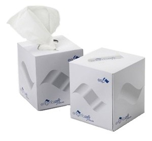 PALLET DEAL - Boutique Cube Tissues (50 cases)