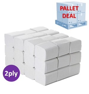 PALLET - Bulk Pack Toilet Tissue 36x250sh (56 cases)