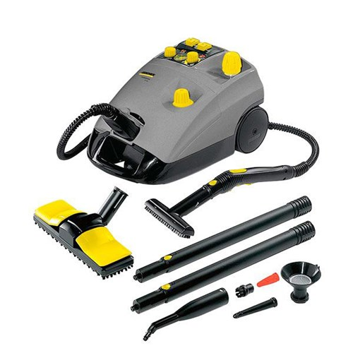 karcher de4002 commercial steam cleaner click cleaning uk. Black Bedroom Furniture Sets. Home Design Ideas