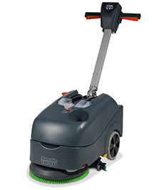 "Numatic TTB1840G 16""/18L Battery Scrubber Dryer"