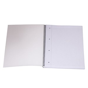 Spiral Notebook A4 (pack of 5)